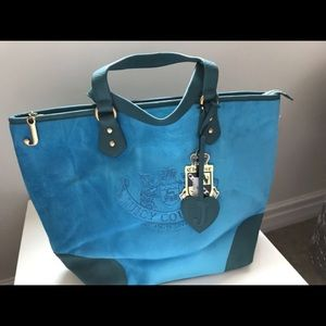 Juicy Couture Tote - Lg.